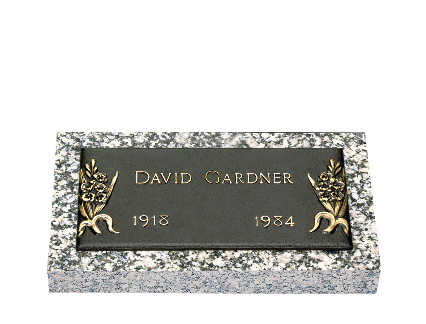 Infant Bronze Grave Markers | LoveMarkers.com Flat Headstones For ...